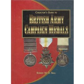 ATB British Army Campaing Medals