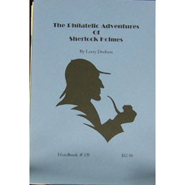 ATA Sherlock Holmes auf Marken 2000