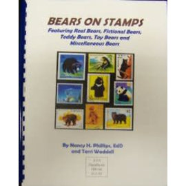 ATA Bears on Stamps