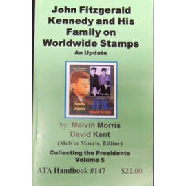 ATA J.F. Kennedy and Family on Stamps II