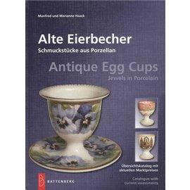 Battenberg Alte Eierbecher · Schmuckstücke aus Porzellan