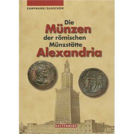 Battenberg Die Münzen der römischen Münzstätte Alexandria