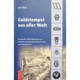 Battenberg Goldstempel aus aller Welt