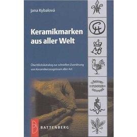Battenberg Keramikmarken aus aller Welt