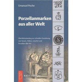 Battenberg Porzellanmarken aus aller Welt