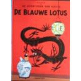 Casterman De Blauwe Lotus