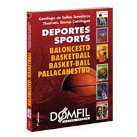 Domfil Deportes Sports Baloncesto Basketball Basket-Ball Pallacanestro