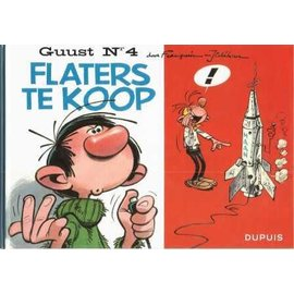 Dupuis Guust Nr. 4 Flaters te koop
