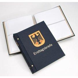 Davo Album FDC klein Deutschland