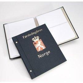 Davo album FDC small Norway