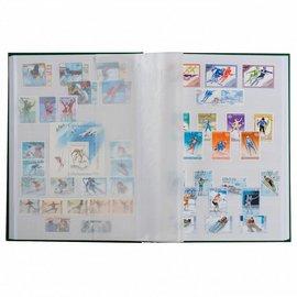 Leuchtturm insteekboek Basic W32 blauw