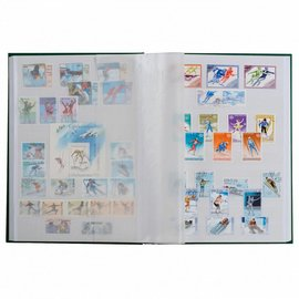 Leuchtturm insteekboek Basic W64 - 3 stuks