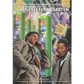 Biegel Chip Telefoonkaarten 2001