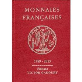Gadoury Coins France 1789-2015