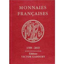 Gadoury Munten Frankrijk 1789-2015