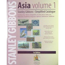 Gibbons Asia volume 1 Simplified Catalogue
