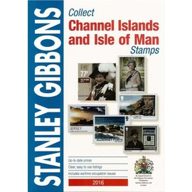 Gibbons Collect Channel Islands and Isle of Man Stamps 2016