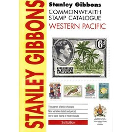 Gibbons Stamp Catalogue Western Pacific