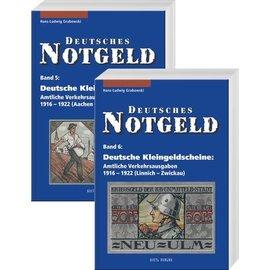 Gietl Deutsches Notgeld · Deutsche Kleingeldscheine Band 5 & 6