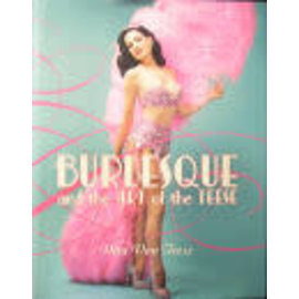 HarperCollins Burlesque and the Art of the Teese