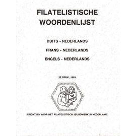 JFN filatelistische woordenlijst