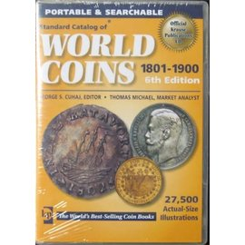 Krause Standard Catalog of World Coins 1801-1900