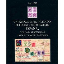 Laiz Postwaardestukken Spanje & Gebieden