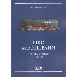 M&S Edition Piko Modellbahn - Triebfahrzeuge Spur N