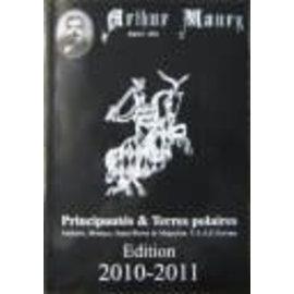 Maury Monaco, Andorre, TAAF 2010-2011