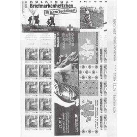 MG Rotes Kreuz Rode Kruis supplement 1994-1995