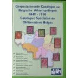 Nipa Belgische Afstempelingen 1849-1910