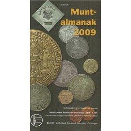 NVMH Muntalmanak Provinciale Muntslag Volume 2 2009