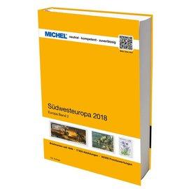 Michel Europa-Katalog Band 2 Südwesteuropa 2018