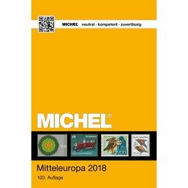 Michel Europa-Katalog Band 1 Mitteleuropa 2018