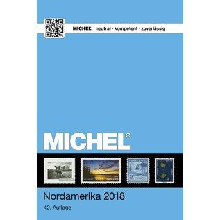 Michel Übersee-Katalog Nordamerika 2018
