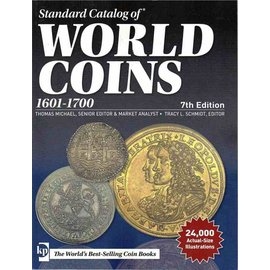 Krause Standard Catalog of World Coins 1601-1700