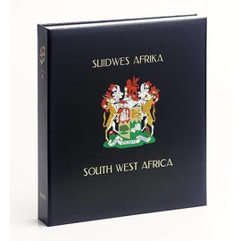 Davo LX album Zuid-West Afrika / Namibië III 2010-2017
