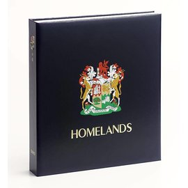 Davo Luxury album South Africa Homelands II 1990-1994