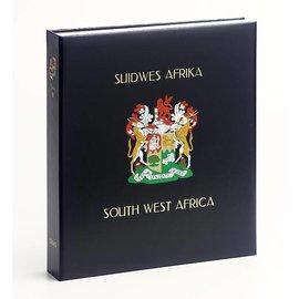 Davo Luxus Album Südwestafrika I 1897-1990
