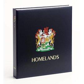 Davo Luxury binder South Africa Homelands