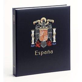 Davo Luxus Album Spanien I 1850-1944