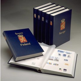 Davo Davo stockbook G Finland