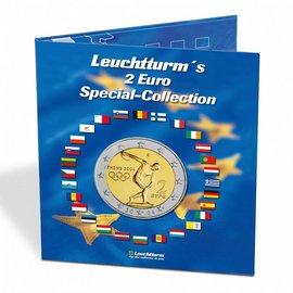 Leuchtturm album Presso Euro-Collection 2€-munten
