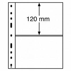 Leuchtturm plastic pockets Optima 2 S - set of 10