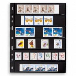 Leuchtturm plastic pockets Optima 6 S - set of 10