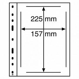 Leuchtturm plastic pockets Optima ETB - set of 10