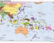 Asien, Australien & Ozeanien