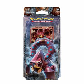 Pokemon Steam Siege Theme deck Gears of Fire