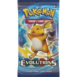 Pokemon Evolutions boosterpack