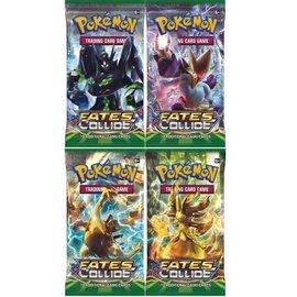 Pokemon Fates Collide boosterpack